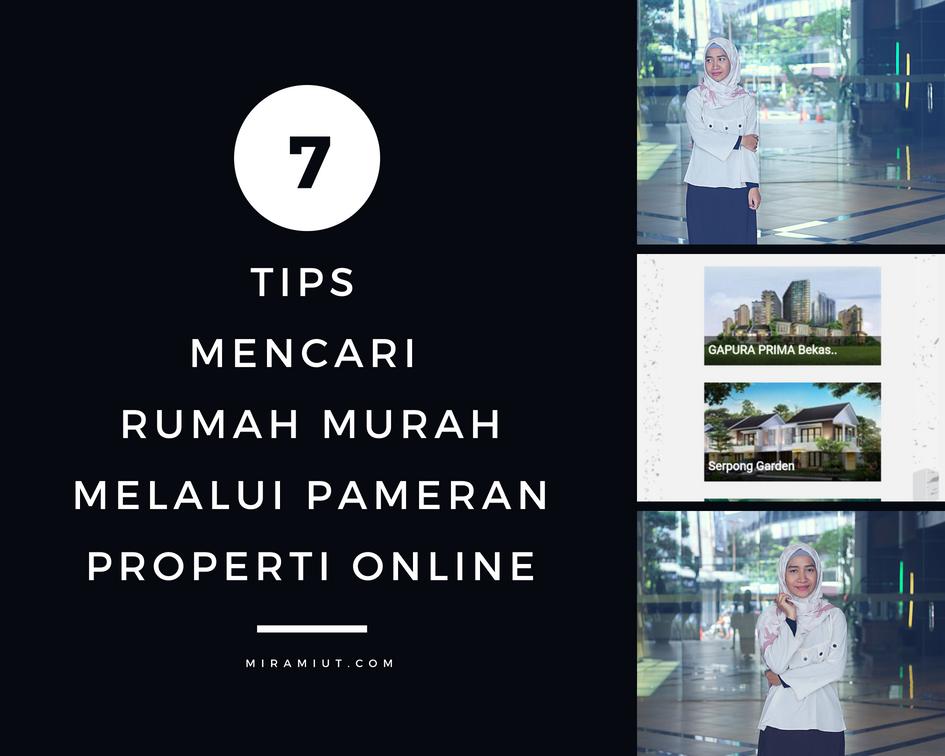 rumah murah di properti online