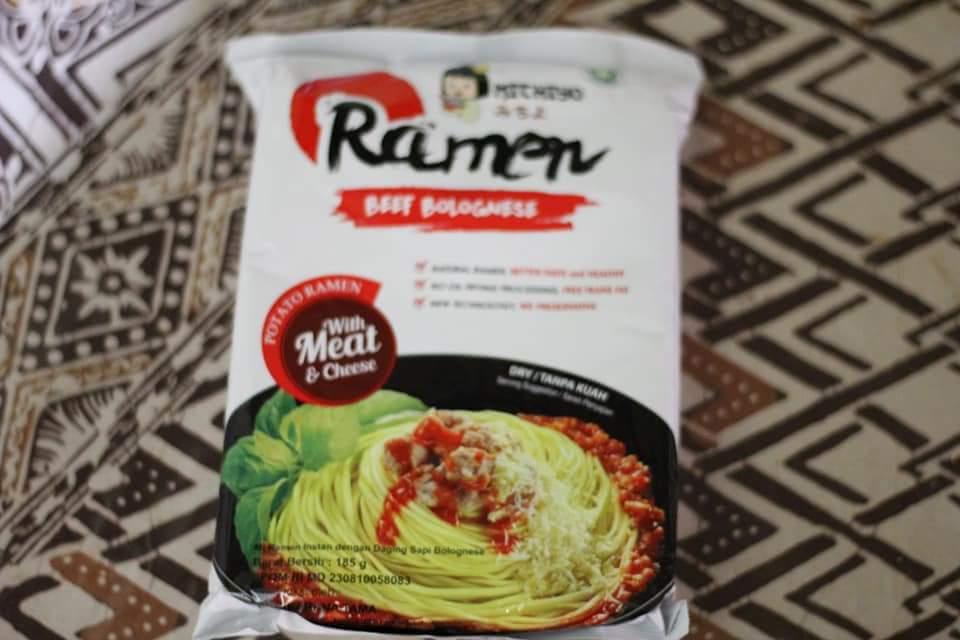 michiyo ramen beef bolognese