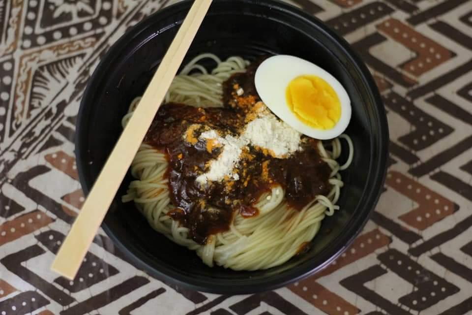 michiyo ramen beef bolognese khas jepang