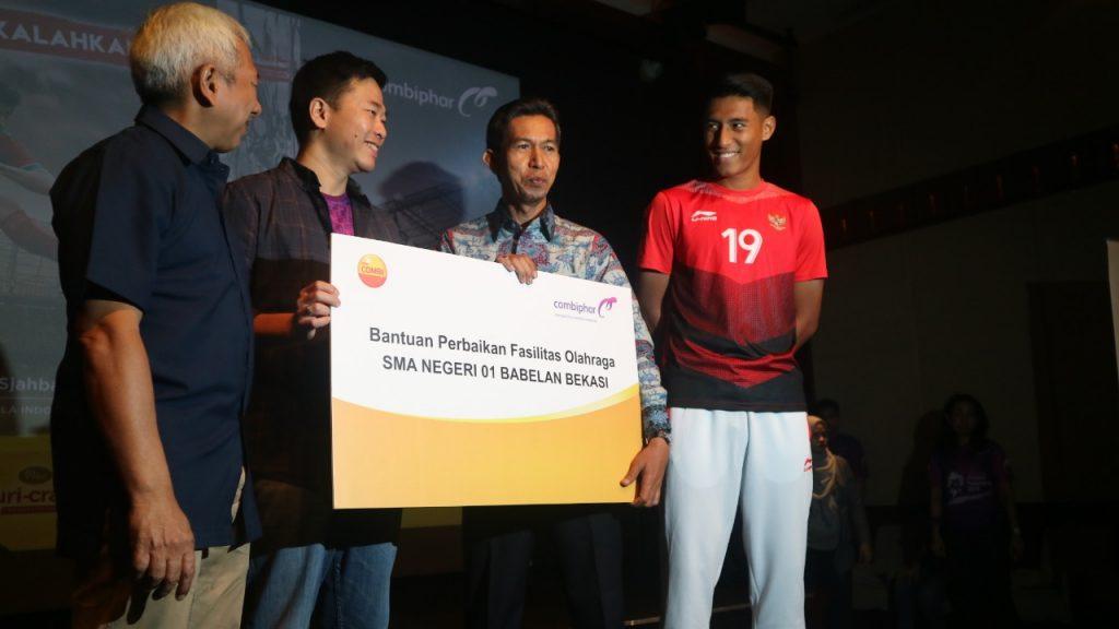 bantuan indonesia kalahkan batas