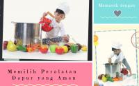 perhatikan dalam memilih peralatan dapur