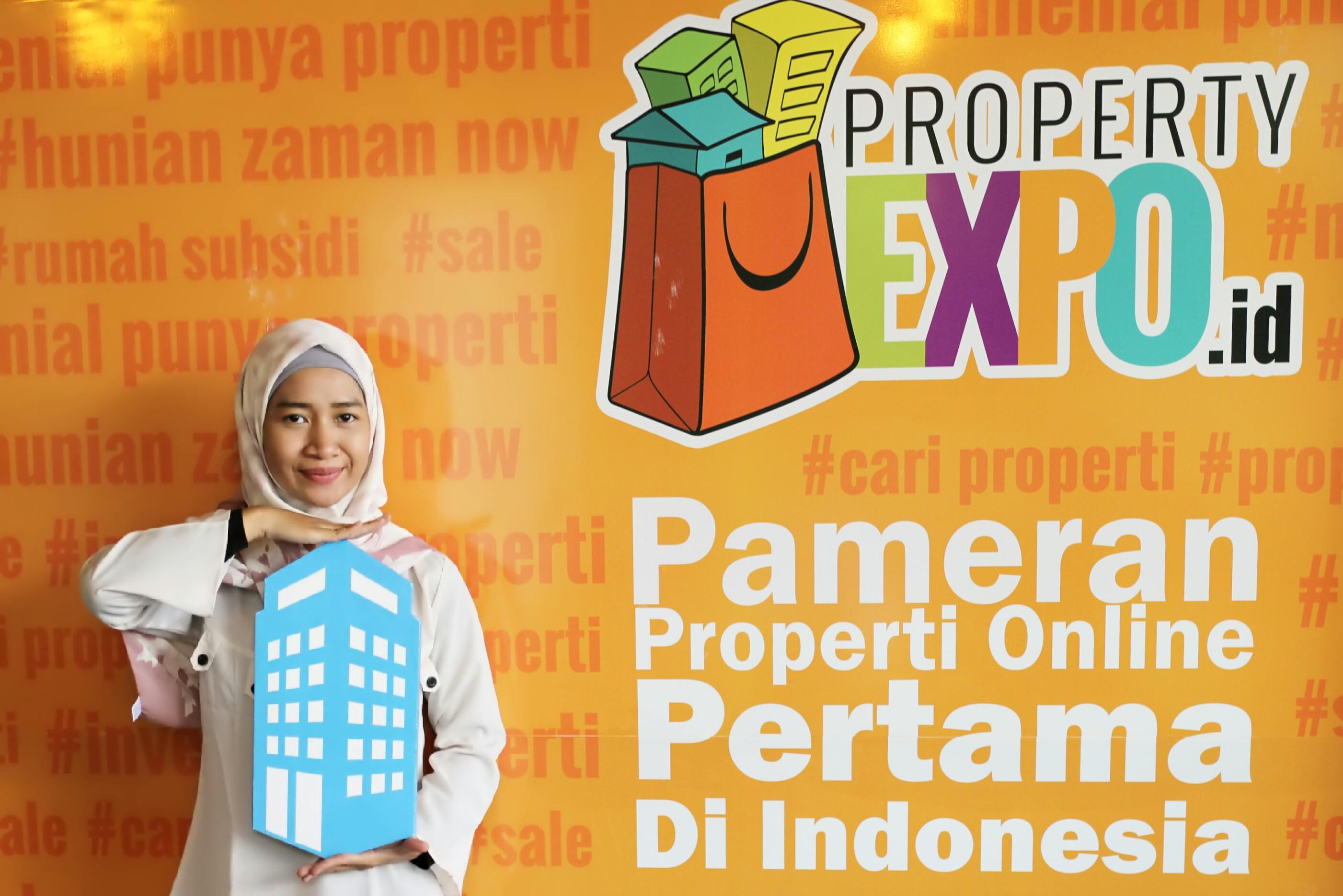 rumah murah di pameran properti expo