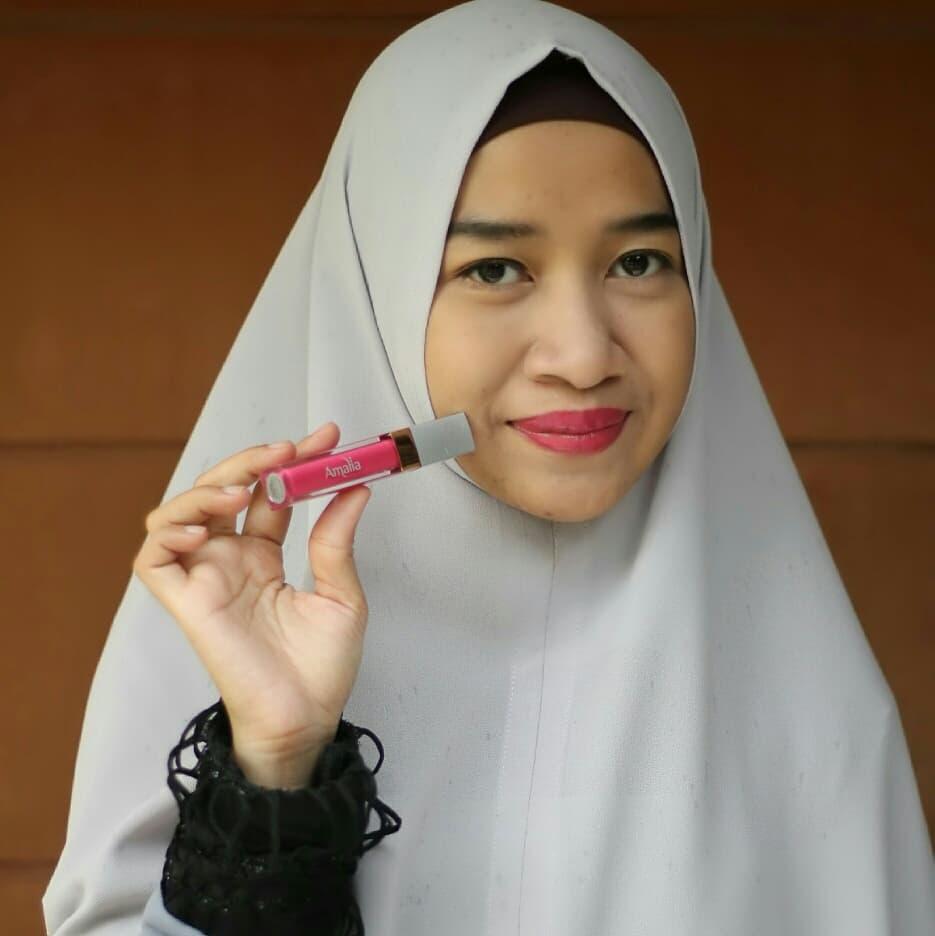 kosmetik halal amalia