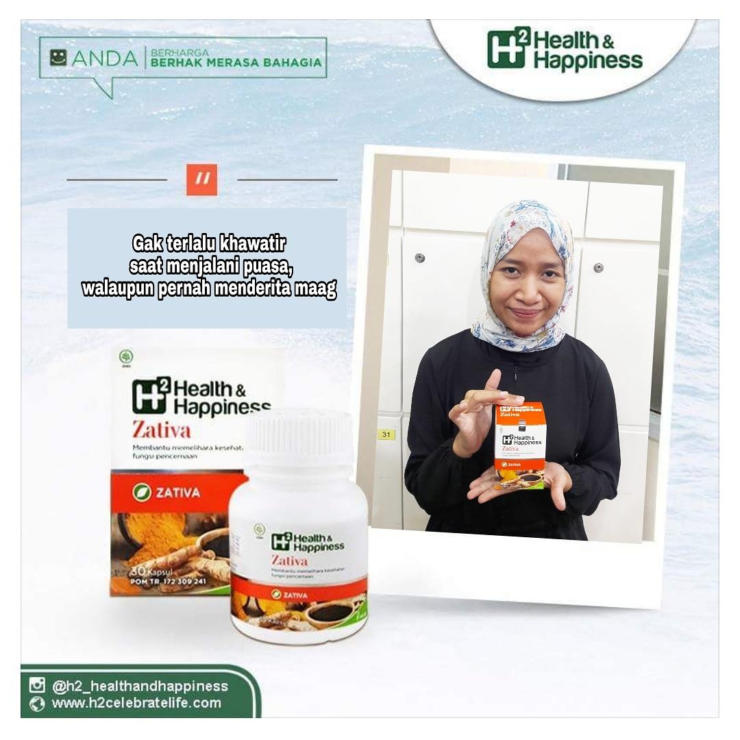 tablet h2 zativa bermanfaat dalam berpuasa untuk penderita maag