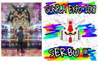 gunpla expo 2018