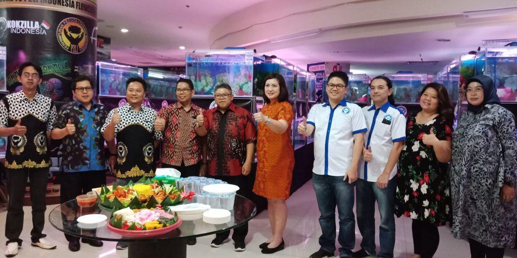 kontes ikan louhan jakarta 2018