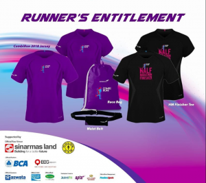 race pack combi run 2018