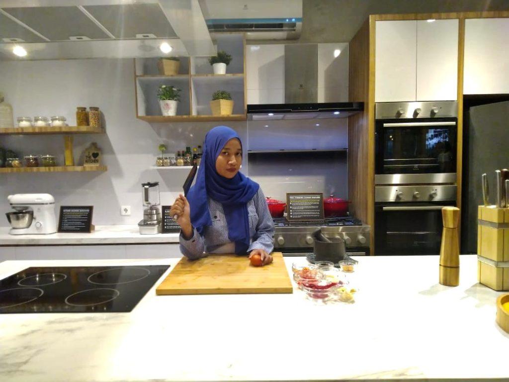 dapur unik supaya betah memasak