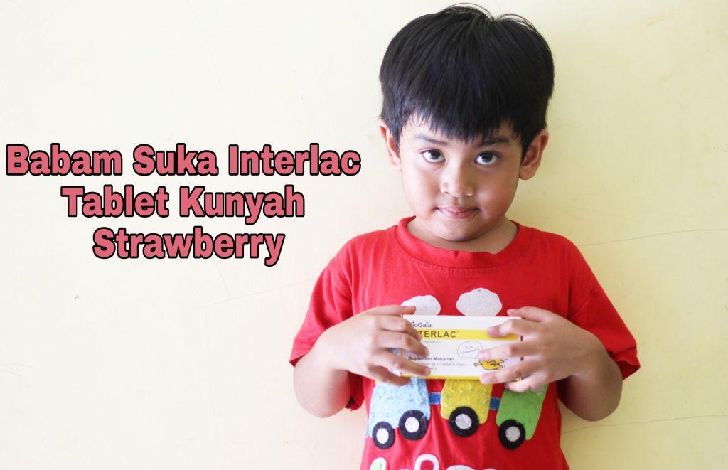 Interlac tablet mengatasi konstipasi pada anak