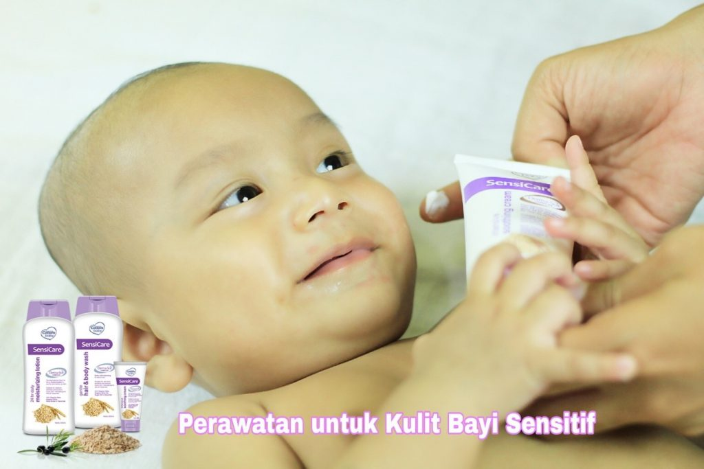 cussons sensi care merawat kulit sensitif