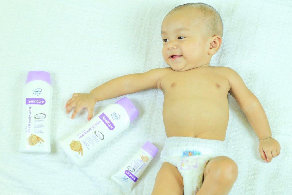 produk perawatan cussons sensicare
