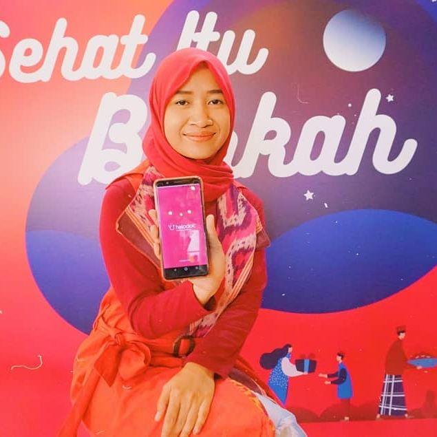Aplikasi HAlodoc bantu menjaga kesehatan bulan ramadhan