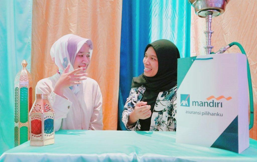 cara wakaf asuransi jiwa mandiri syariah
