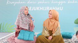 hijrah perawatan rambut hijab rejoice