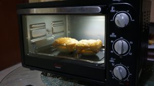 kapasitas oven listrik cosmos