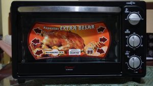 oven listrik cosmos kapasitas besar