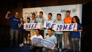 Allianz explorer camp