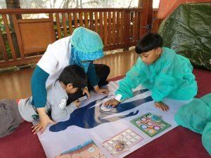 Bersama Kalananti mengisi kegiatan liburan