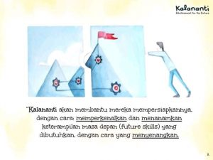 Ikut Kalananti mengisi kegiatan liburan