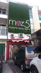 Moz5 Beauty Parlour Tebet