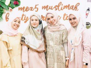 Mamih bersama Hijab Influencer Network