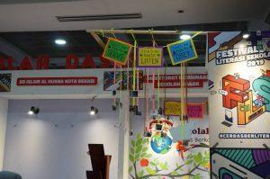 Peserta Festival literasi sekolah