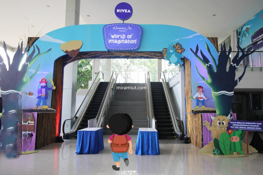World of imagination nivea sentuhan ibu