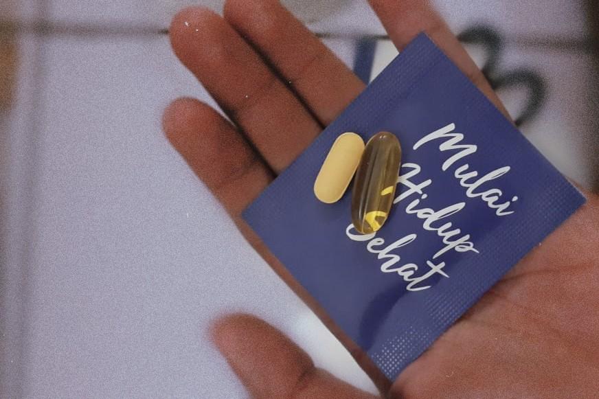 aplikasi jovee rekomendasi suplemen dan vitamin ok